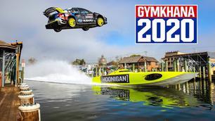 Gymkhana 11 is spectaculairder dan ooit met nieuwe coureur