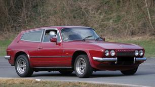 Vergeten model: Reliant Scimitar GTE, de moeite waard