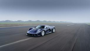 Hennessey Venom F5 wil de snelste ter wereld zijn