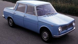 Vergeten concept: Alfa Romeo Tipo 103, de auto die alles had kunnen veranderen