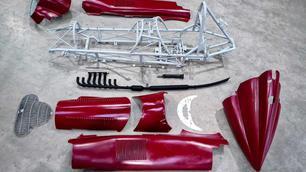 Zo bouw je 'eenvoudig' een Formule 1-wagen uit de jaren '30
