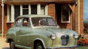 Vergeten modellen: Austin A30/35, Britser wordt het niet