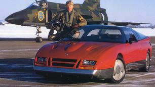 Vergeten concept: deze Saab had een monstersucces kunnen worden