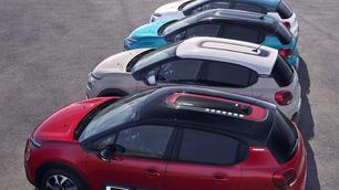 Top 10 van populairste auto's van België