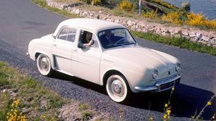 5 geheimen van de Renault Dauphine, de legende die een andere legende opvolgde