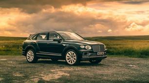 Geen crisis voor Bentley
