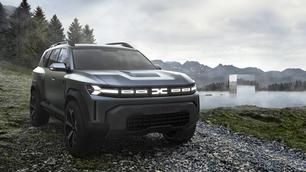 Dacia Bigster Concept: de Duster krijgt een grote broer