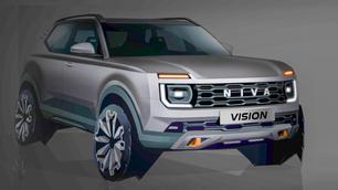 In 2024 wordt de Lada Niva (eindelijk) vervangen