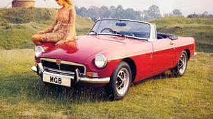 De 5 geheimen van de MGB, een icoon van de 60s
