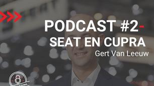 LE SALON DE L'AUTO DANS UNE SÉRIE D'INTERVIEWS : « À une époque où la plupart des marques automobiles disparaissent, nous annonçons une surprise : le lancement de la marque CUPRA. » - Gert Van Leeuw