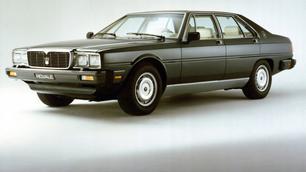 Geflopt model: Maserati Royale, de Italiaanse Rolls