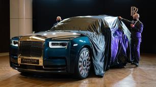 Deze Rolls-Royce heeft zijn eigenaar gepluimd