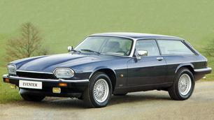 Geflopt model: Jaguar XJ-S Eventer, de shooting brake die een succes moest worden