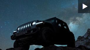 Elektrische Jeep Wrangler op komst?