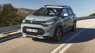 Citroën C3 Aircross: nieuwe, indringende blik