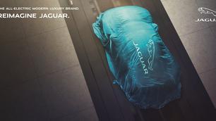 Jaguar volledig elektrisch tegen 2025
