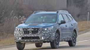 Subaru Wilderness: nieuw merk voor offroaders