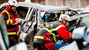 2020 was een goed jaar voor de verkeersveiligheid