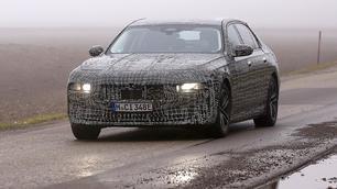 Toekomstige BMW 7-Reeks en i7 betrapt