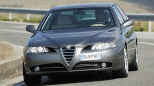 Alfa 166 krijgt een opvolger in 2025