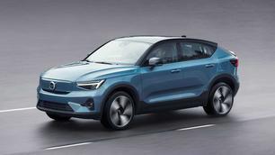 Volvo dévoile sa nouvelle C40 Recharge