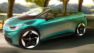 VW ID.3: elektrische cabrio op komst