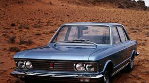 Geflopt model: Fiat 130, de Mercedes-moordenaar