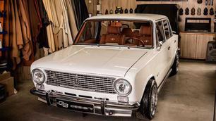 Dit is de meest luxueuze Lada ooit