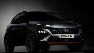 Hyundai onthult de Kona N