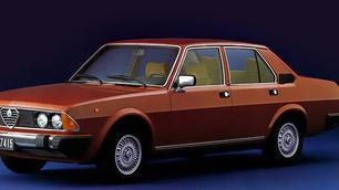 Geflopt model: Alfa Romeo 6, verouderd zonder jong te zijn geweest