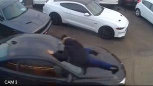 Video: diefstal van een BMW M4 verandert in Hollywoodwaardige achtervolging