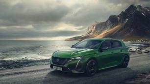 Officieel: Peugeot 308, nieuw logo voor een nieuwe generatie