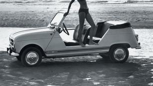 Top 6 van strafste strandauto's