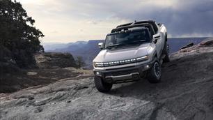 Eerste Hummer EV en Ford Bronco voor miljoenen geveild