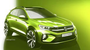 Volkswagen Taigo: SUV-coupé in zakformaat