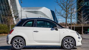 Fiat 500 gebruikt de diensten van Hey Google