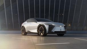 Lexus LF-Z Electrified: toekomstmanifest