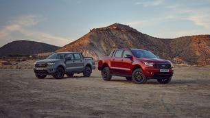 Ford Ranger Stormtrak en Wolftrak, twee nieuwe beperkte reeksen