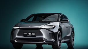 bZ4X Concept: elektrische SUV van Toyota