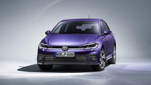 Volkswagen Polo: baby-Golf