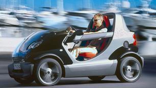 Geflopt model: Smart Crossblade, collector's item dat niemand moest hebben