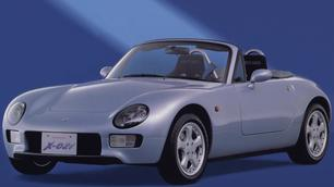 Vergeten concept: deze roadster had Daihatsu kunnen transformeren