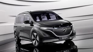 Mercedes concept EQT: elektrische premiumbestelbreak