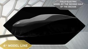 Lamborghini kondigt toekomstige elektrische bolide aan