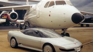Vergeten concept: deze MG moest Ferrari de stuipen op het lijf jagen