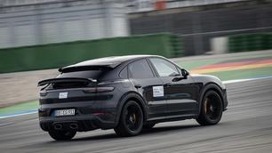 Porsche Cayenne: extra performante versie op komst