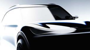 Binnenkort een elektrische SUV van Smart