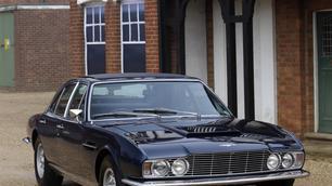 Geflopt model: Aston Martin Lagonda V8, de vergeten berline