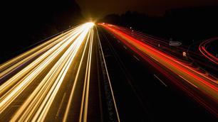 De minimumsnelheid op de snelweg wordt niet verhoogd
