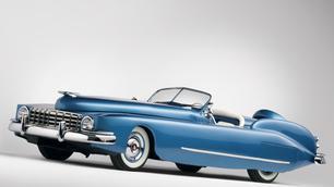 Vergeten concept: de meest onwaarschijnlijke auto van de jaren '50